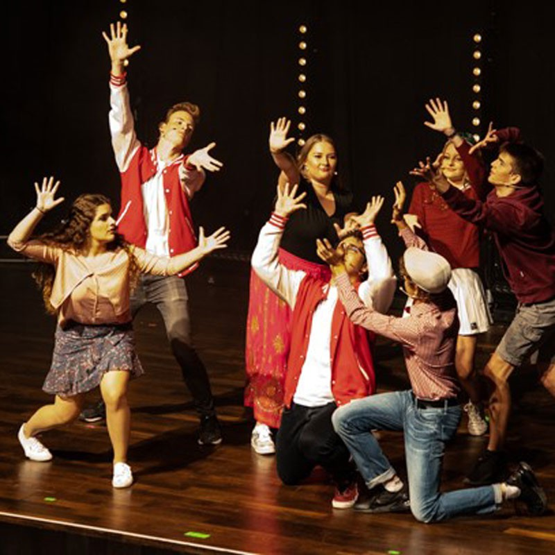 High School Musical – Highlight in Corona-Zeiten!