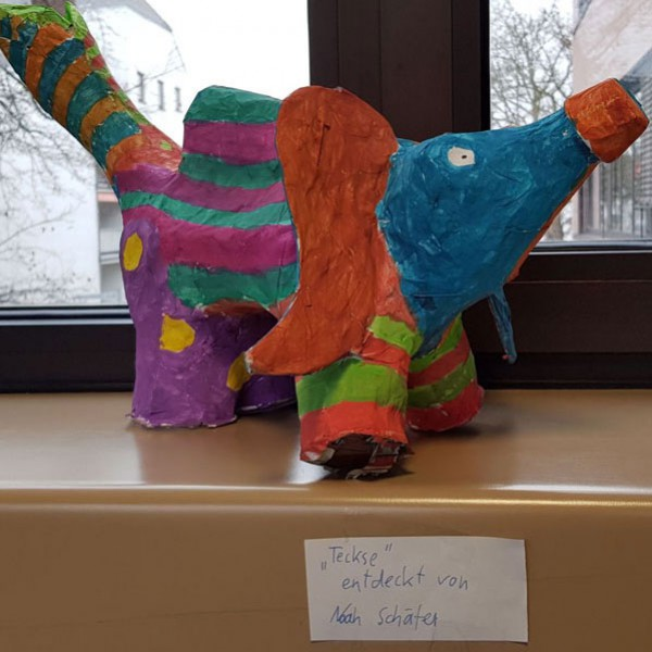 KunstBlick - die Fachschaft Kunst zeigt Werke von Schülerinnen und Schülern des SMG