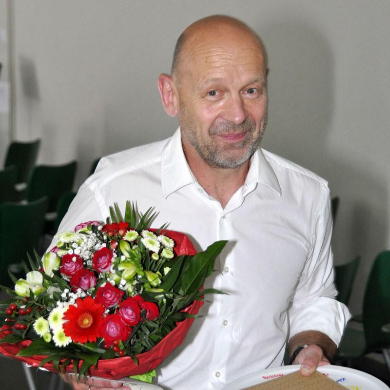 Verabschiedung des Schulleiters Dieter Schacht