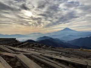 Mount Tonodake (1490 m)