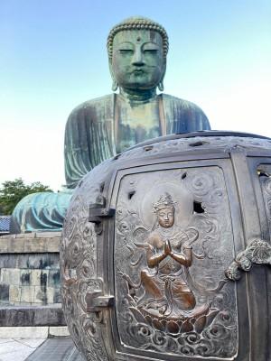 Daibutsu – Great Buddha (13,35m hoch)