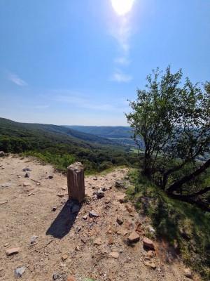 Blick in die kleinen Karpaten