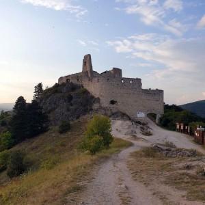 Schloss der Blutgräfin Elisabeth Báthory