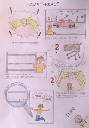 Hamsterkauf (Paula Huppert)