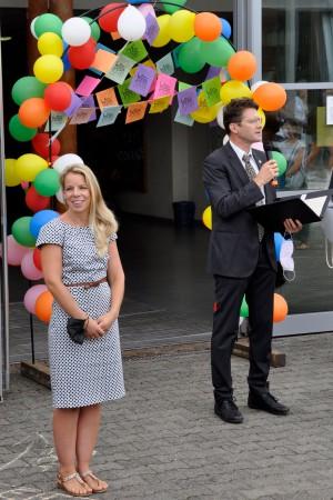 Frau Eichinger und Herr Münden